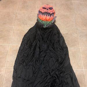 Halloween Pumpkin custome